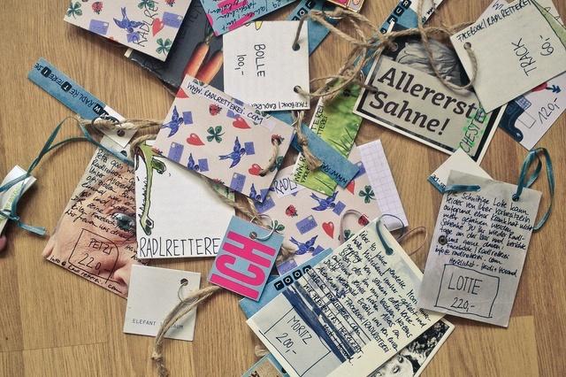RADLRETTEREI – Müllvermeidung durch aufgewertete Unikate