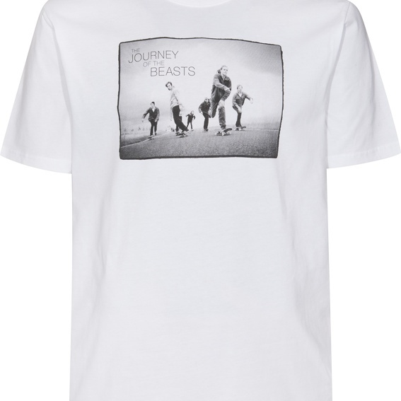Journey of the Beasts T-Shirt Limited Edition.