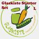 Glaskiste - Starter Set Größe L