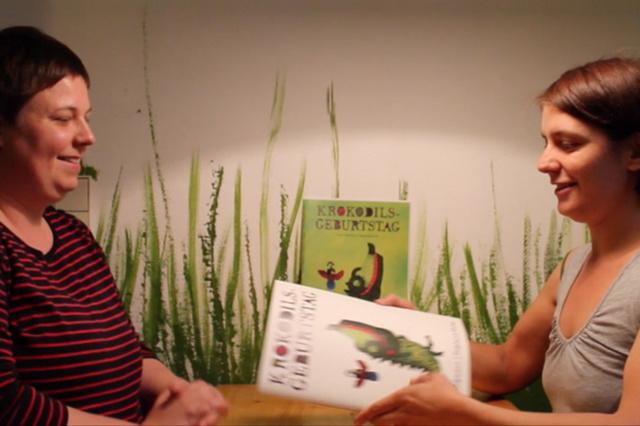 Krokodilsgeburtstag - ein wunderprächtiges Kinderbuch