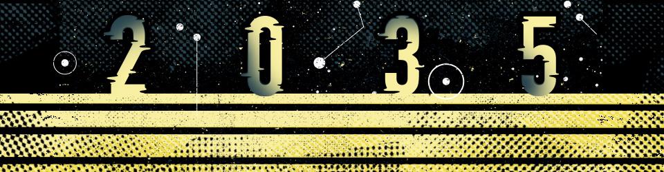 2035 - Im Kampf zwischen Dir und dem Netz, kenne Deinen Platz!