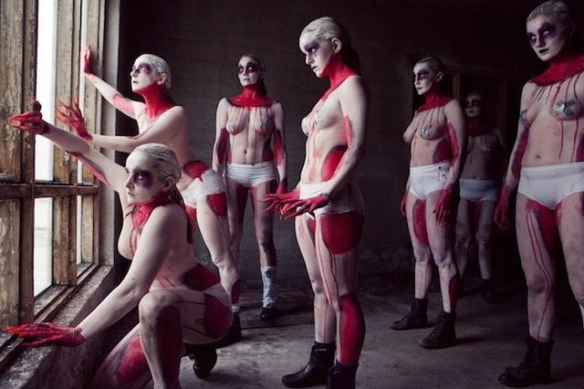 The Weird Girls Project in Deutschland