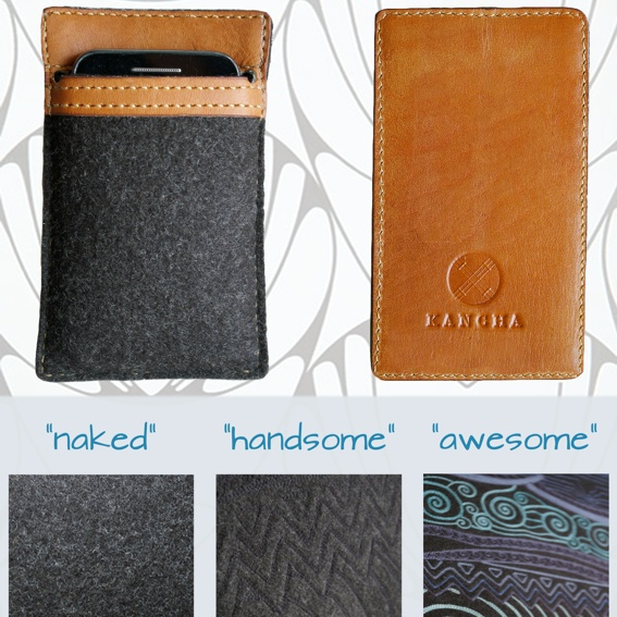 KANCHA Smartphone Sleeve