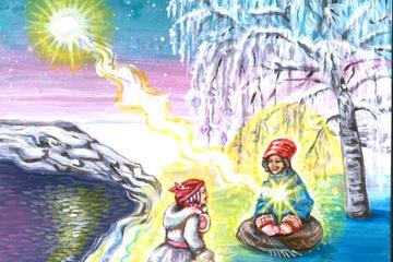 Nieva und die Feuertrommel