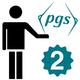 2 Jahre PGS-Mitgliedschaft  + PGS - Beutel + Karte + 'Wall of Oceanlovers' - Dein Name auf unserer Website
