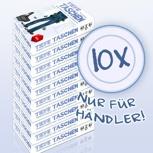 """Händlerpaket """"Tiefe Taschen"""""""