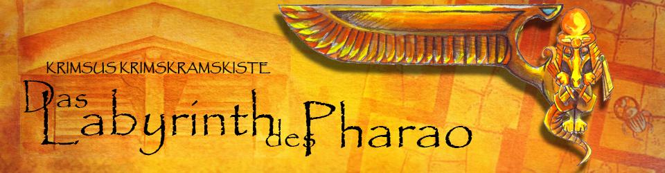 "Brettspiel ""Das Labyrinth des Pharao"""