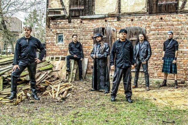 Human Fortress - new studio album
