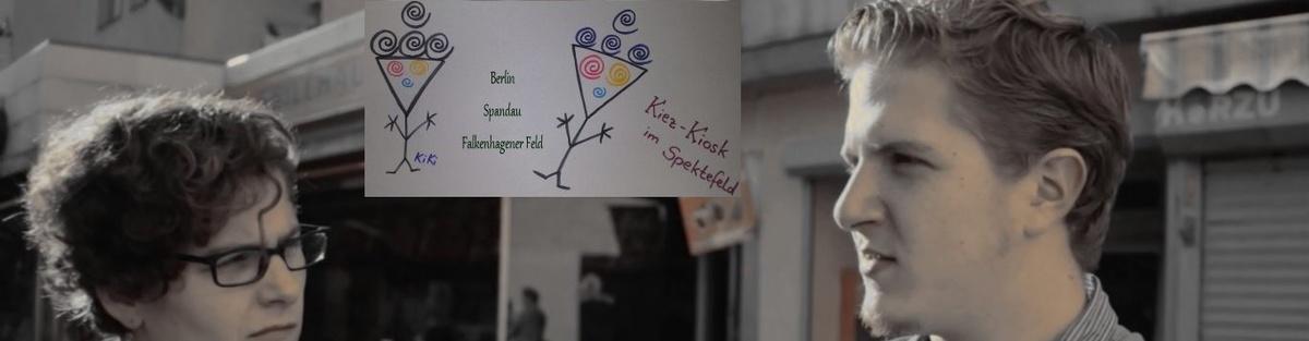 Kiosk im Spektefeld
