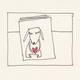 """""""Wartende Hunde. Ein Buch über die Treue"""" mit persönlicher Widmung"""