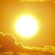Sonne - Schams