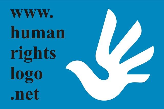 Das Menschenrechtslogo als Plätzchen-Ausstechform
