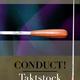 Taktstock signiert