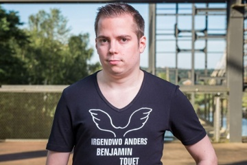 Benjamin Touet - Debüt EP