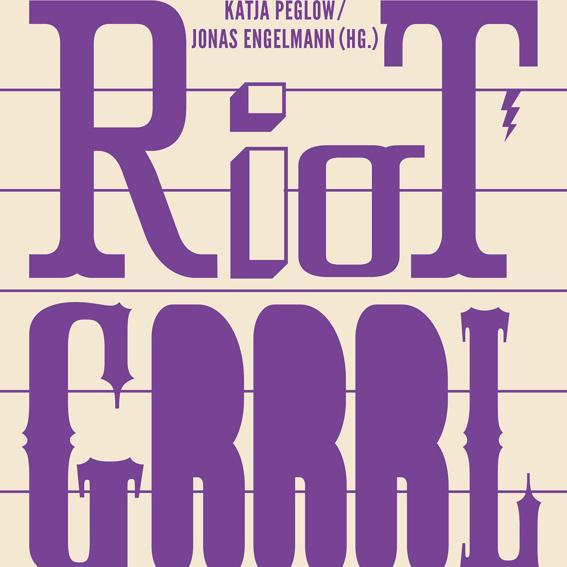 Riot Grrrl Buch + Vinyl