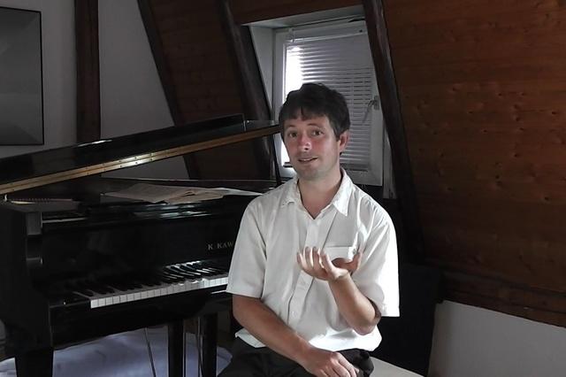 Die Klaviermusik Skrjabins - Mystik und Klangmagie