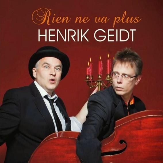 Henrik Geidt - Rien ne va plus (handsigniert)