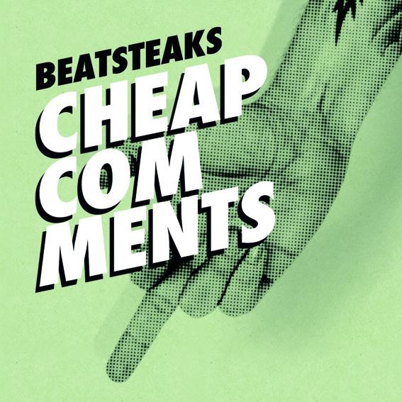 Beatsteaks Paket: CD + Poster + Updates