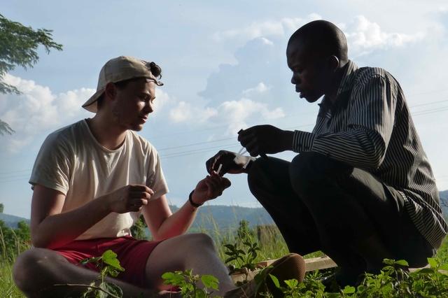 Effishent - mit Aquaponik gegen Mangelernährung