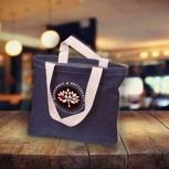 Upcycling Denim Shopping Bag