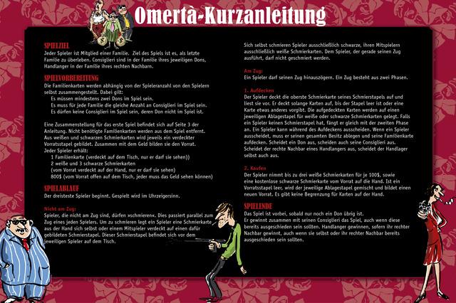 Omertà - Clan ohne Plan