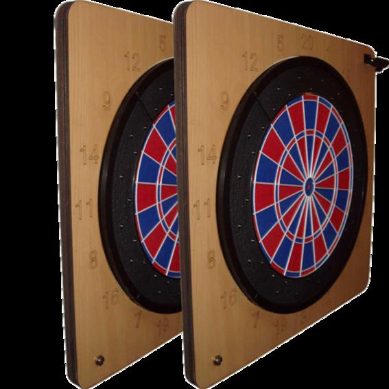 Double in (zwei Boards)