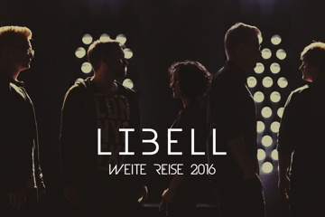 LIBELL EP - WEITE REISE