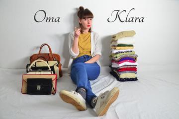 Oma Klara: Vintage-Schätze aus Omas Kleiderschrank