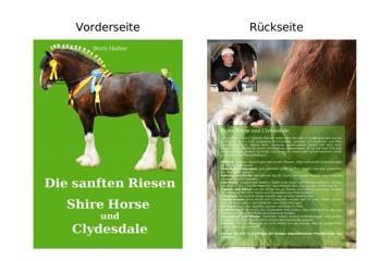 Die sanften Riesen - Shire Horse und Cyldesdale