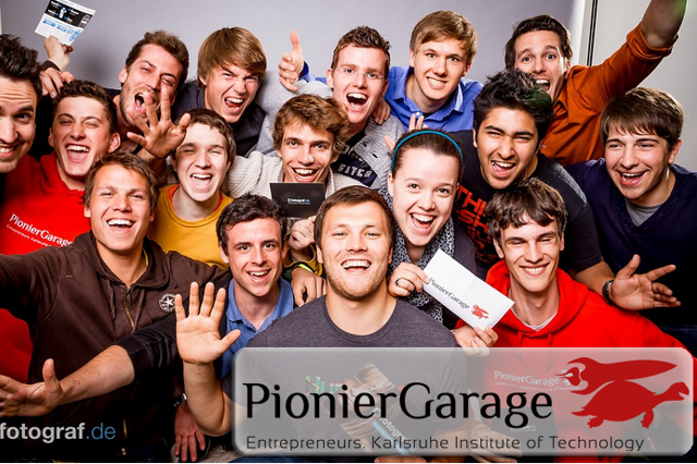 PionierGarage - Silicon Valley Tour 2012