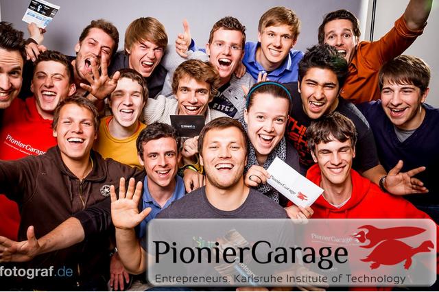 PionierGarage - Silicon Valley Tour 2012