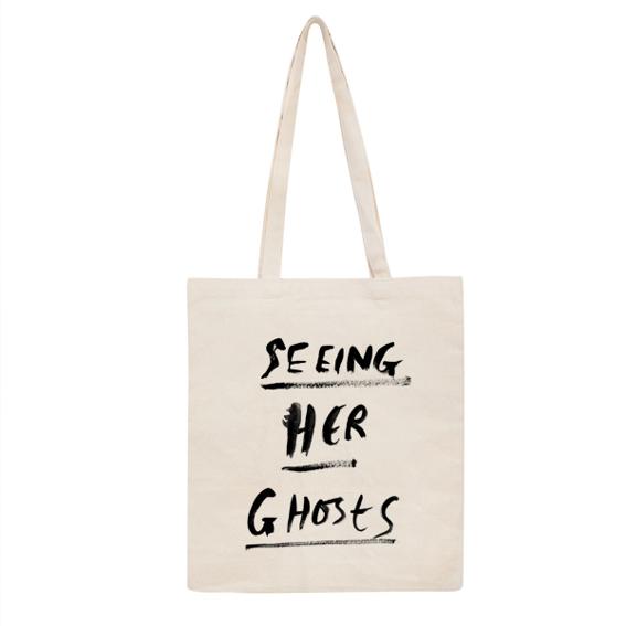 "Jutebeutel ""Seeing Her Ghosts"""
