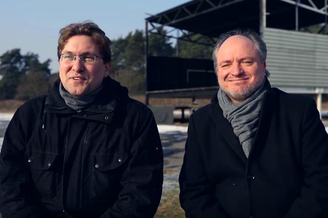 Pax Terra Musica - Geländefinanzierung