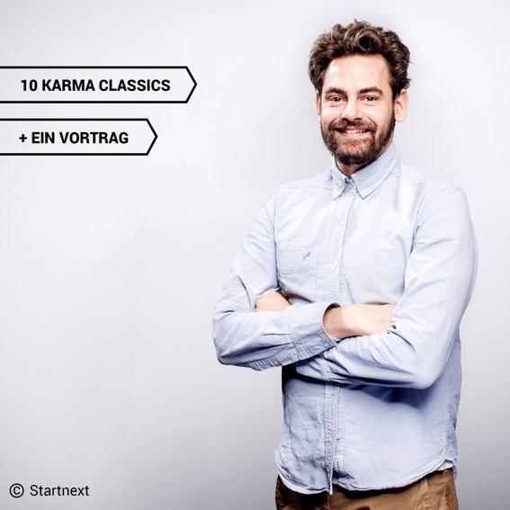10 Karma Classics + Vortrag von Shai Hoffmann