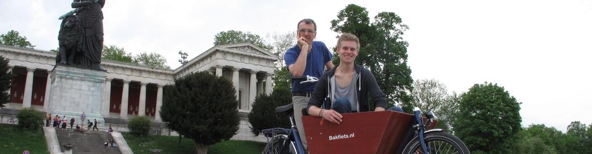 """""""Freie Lastenradler"""": Kostenlos Lastenräder ausleihen in München"""