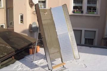 SOLution Sonnenliege