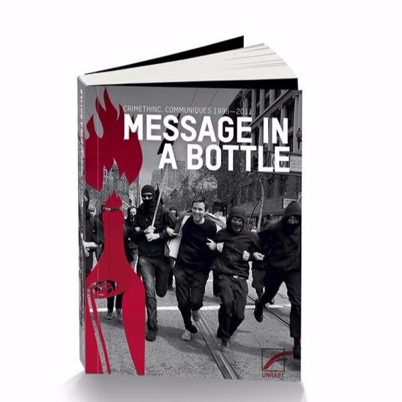 Buch: Message in a Bottle. CrimethInc Communiqués 1996–2011