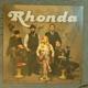 Rhonda - Raw Love Vinyl LP signiert