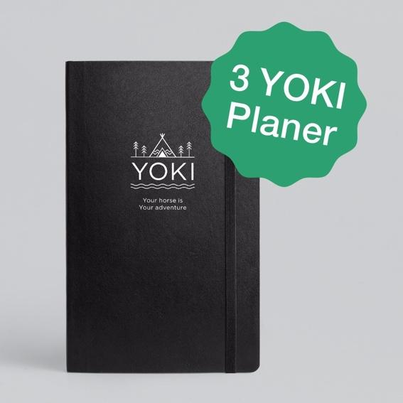 Drei YOKI Planer