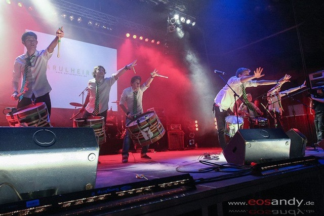 Barulheiros - Live DVD