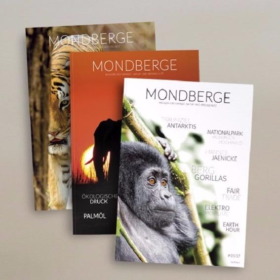 Jahresabo Mondberge-Magazin - Early Bird