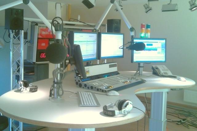 Barrierefreies Sendestudio für Radio LOHRO