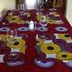 Sponsorenstatus und Tischtuch