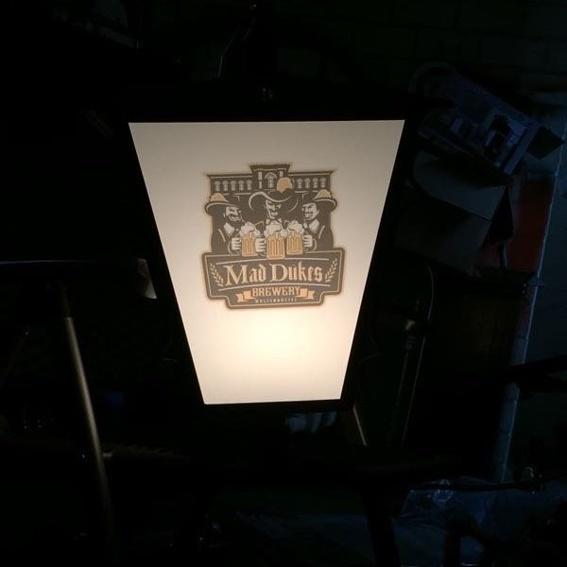 Mad Duke Gasthoflampe