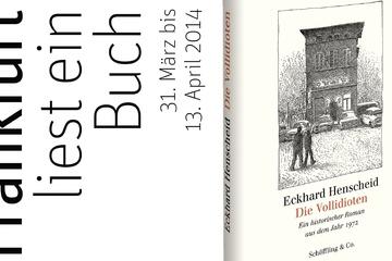 Frankfurt liest ein Buch 2014