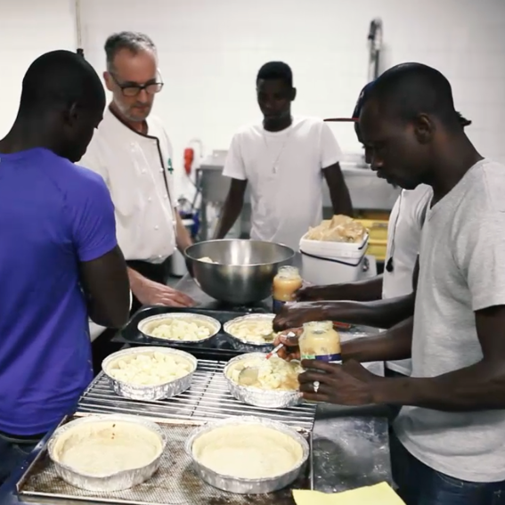 OneWorld-Kochkurs mit Alain & FoodDealern