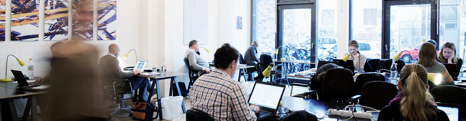 betahaus 2.0 - A new home for the Hamburg Startup Community.
