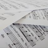Ein Arrangement für Deinen Chor