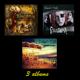 3 Alben (signiert)