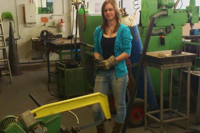 Plasmaschneider für Schülerfirma Young Steel aus Dortmund